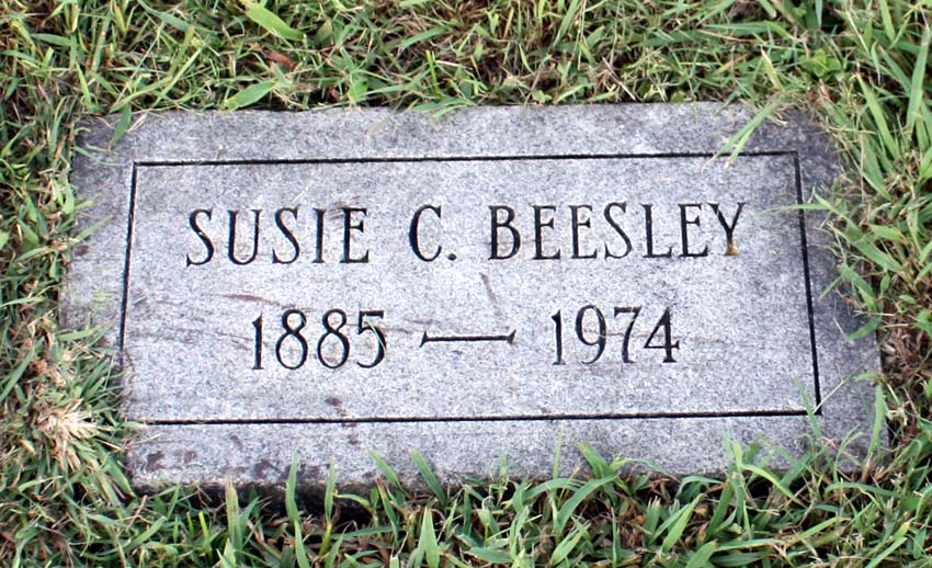Susie C. <i>Joynes</i> Beesley