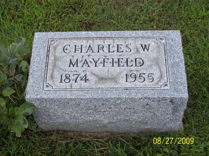 Charles W Mayfield