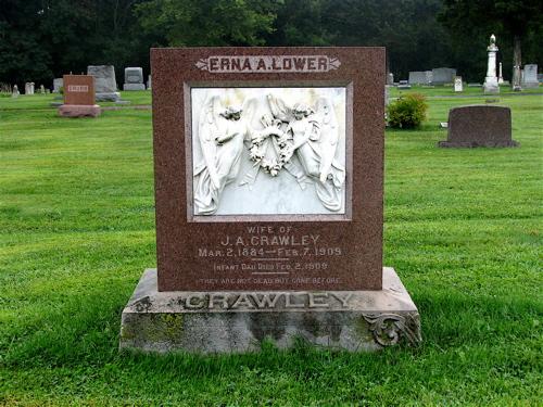 Erna A. <i>Lower</i> Crawley