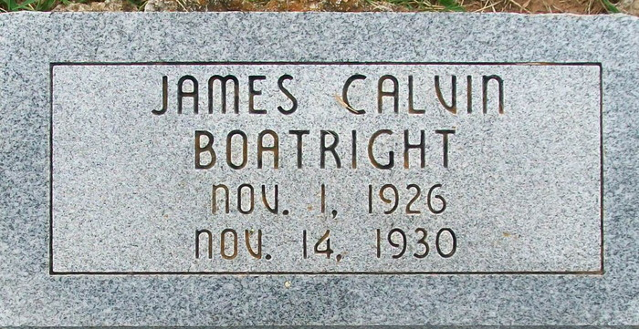 James Calvin Boatright