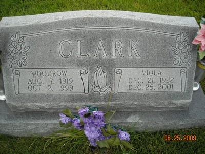 Viola <i>West</i> Clark