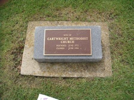 Cartwright Cemetery