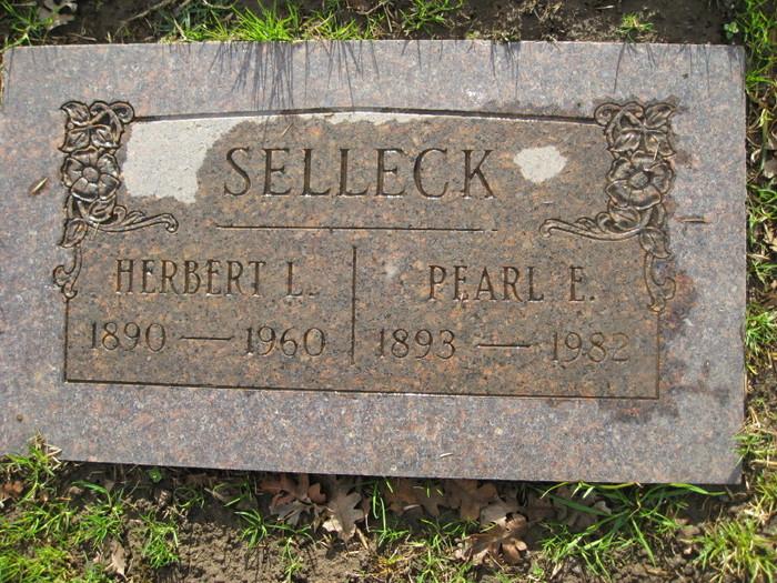 Pearl Emily <i>Trexler</i> Selleck