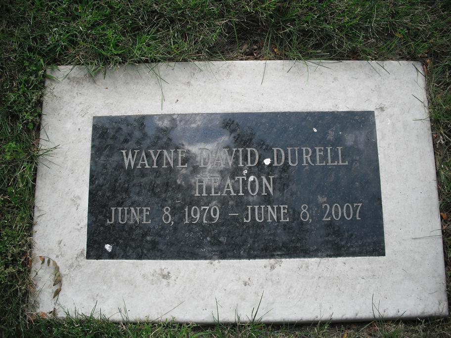 Wayne David Durell Dave Heaton