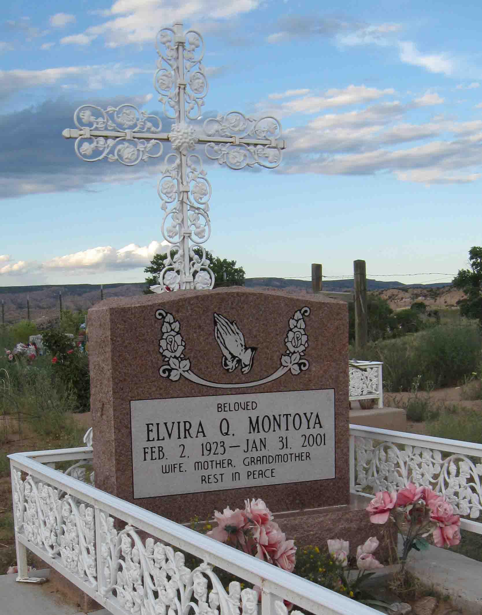 Elvira <i>Quintana</i> Montoya