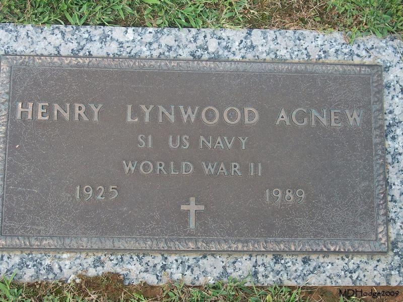 Henry Lynwood Agnew