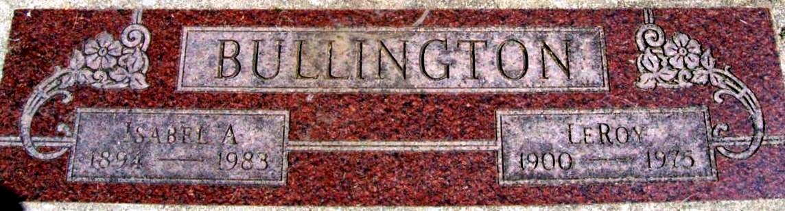 LeRoy L. Bullington