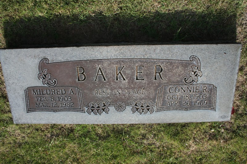 Connie Ray Baker