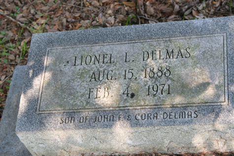 Lionel L Delmas