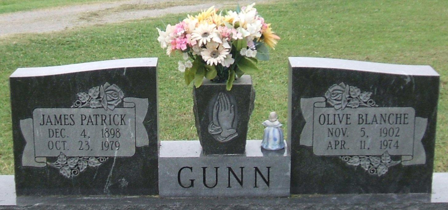 Olive Blanche <i>Robbins</i> Gunn