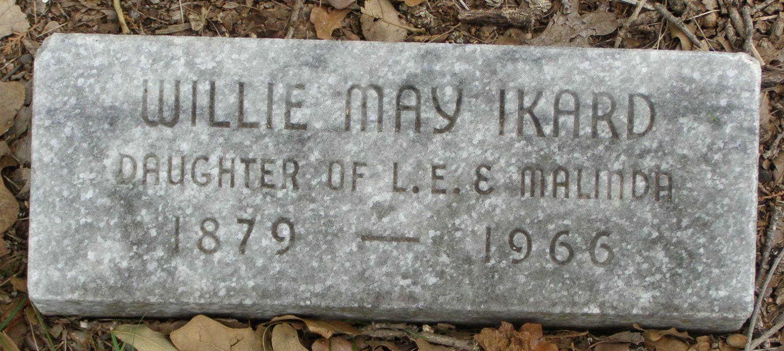 Willie May Ikard