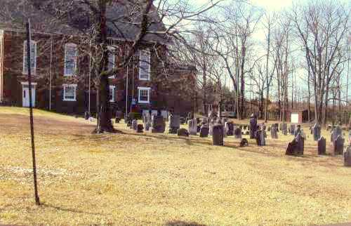 Lower Tinicum Union Cemetery