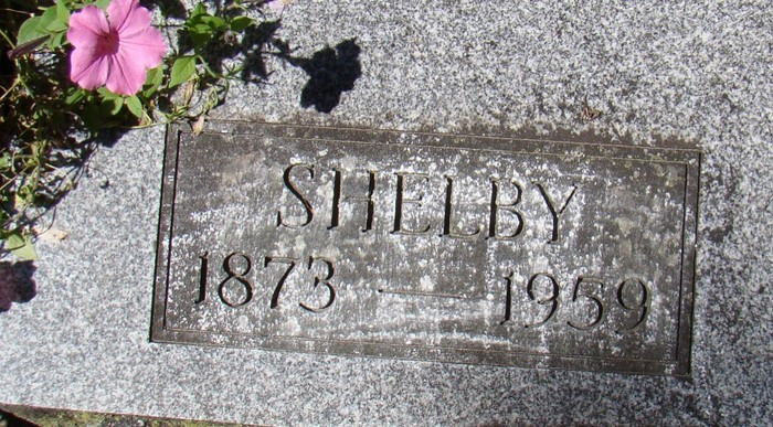 William Shelby Comer
