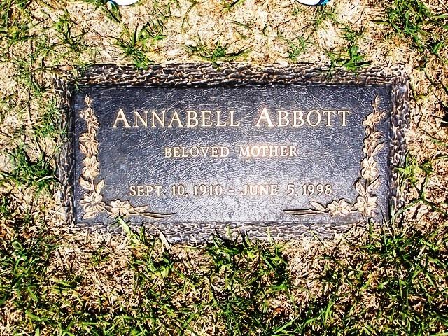 Annabell <i>Lancaster</i> Abbott