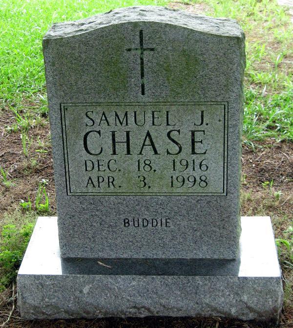 Samuel J Chase