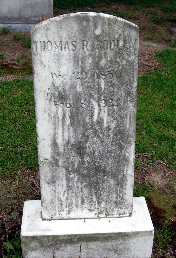 Thomas R Godley