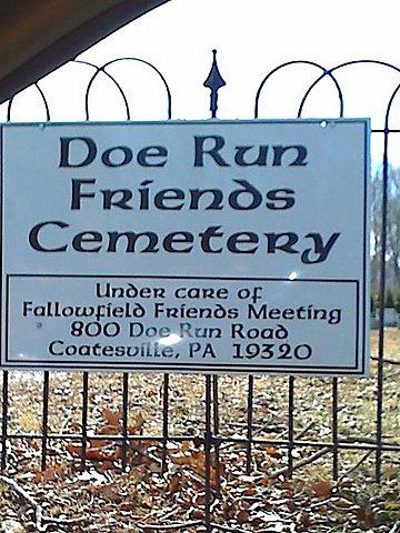 Doe Run Friends Cemetery