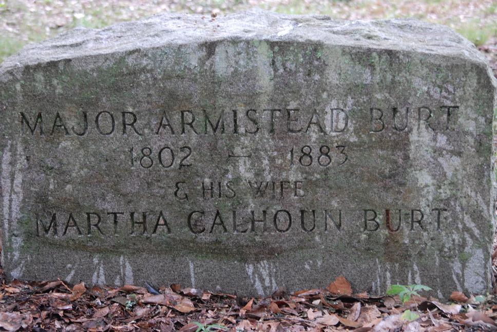 Martha Catherine <i>Calhoun</i> Burt