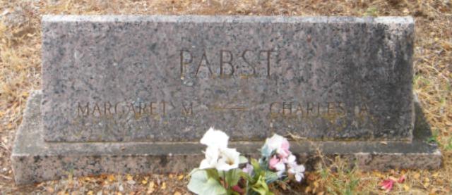 Margaret Elizabeth <i>Tow</i> Pabst