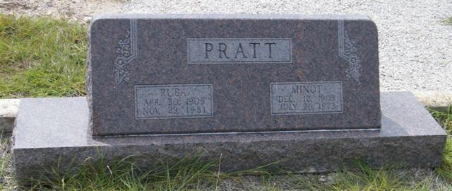 Ruba <i>Maxwell</i> Pratt