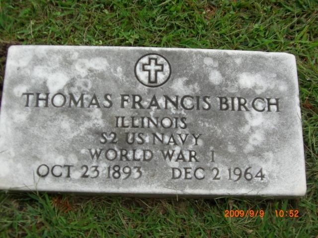 S2 Thomas Francis Birch