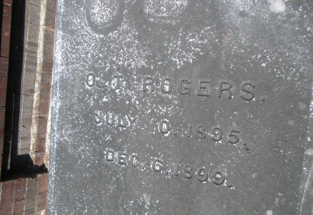 O. T. Rogers