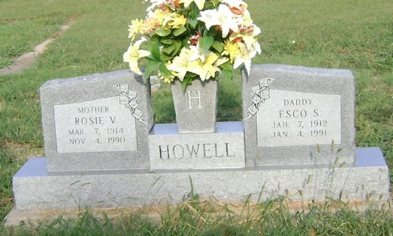 Esco S Howell