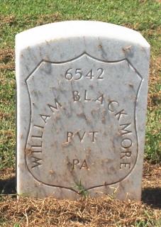 Pvt William Blackmore
