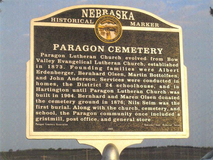 Paragon Cemetery