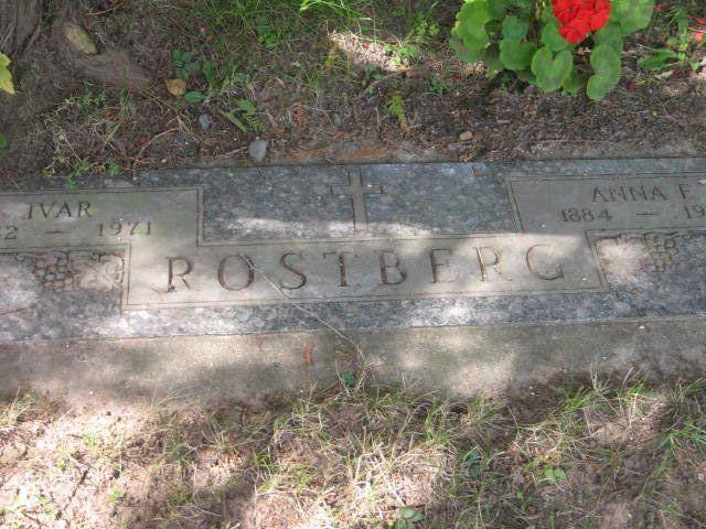 Anna Elise <i>Loftness</i> Rostberg