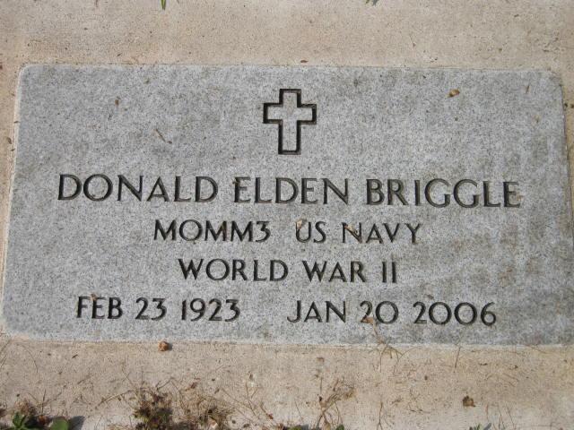 Donald Elden Briggle
