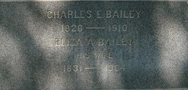 Elizabeth Ann <i>Mirrick</i> Bailey