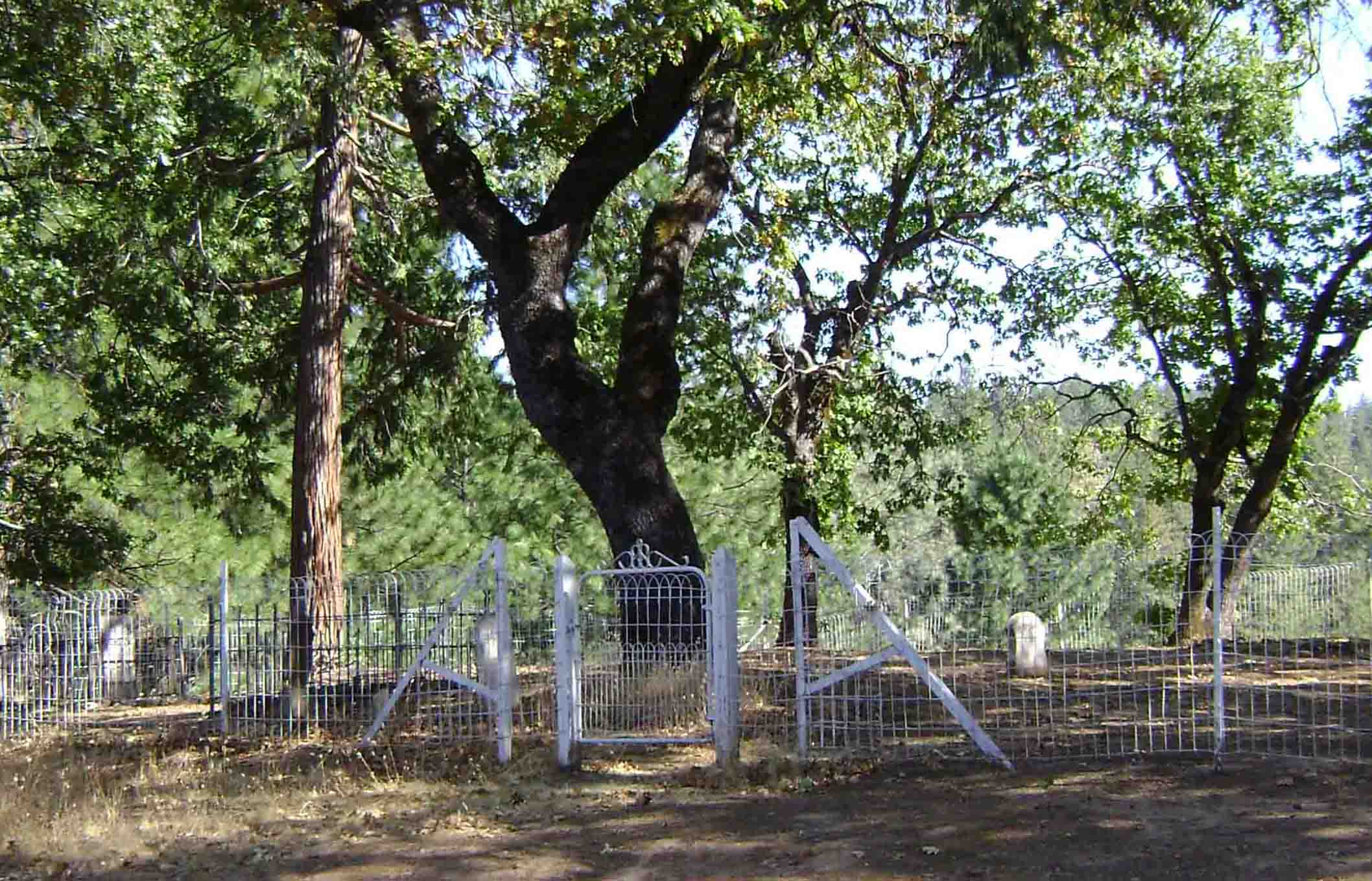 Spanish Dry Diggings Cemetery