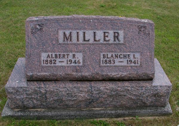 Albert R Miller