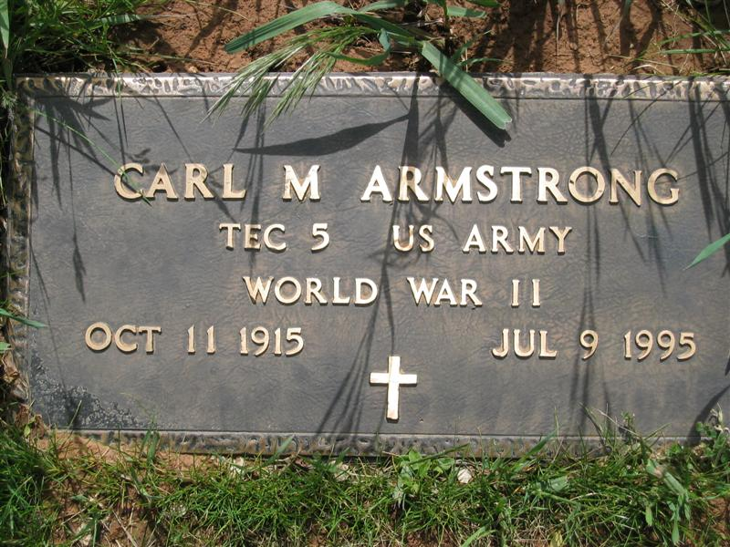 Carl M. Armstrong