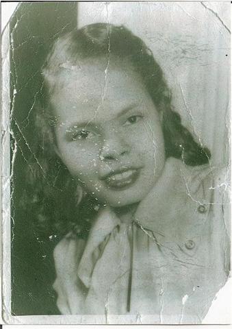 Mrs Ethel Catherine <i>Bates</i> Hunt