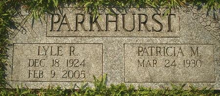 Lyle Raymond Parkhurst