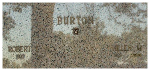 Robert Earl Burton, Sr