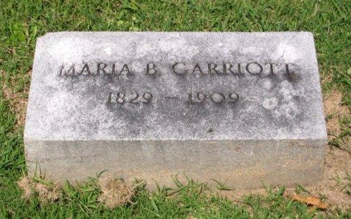 Maria <i>Bennett</i> Garriott