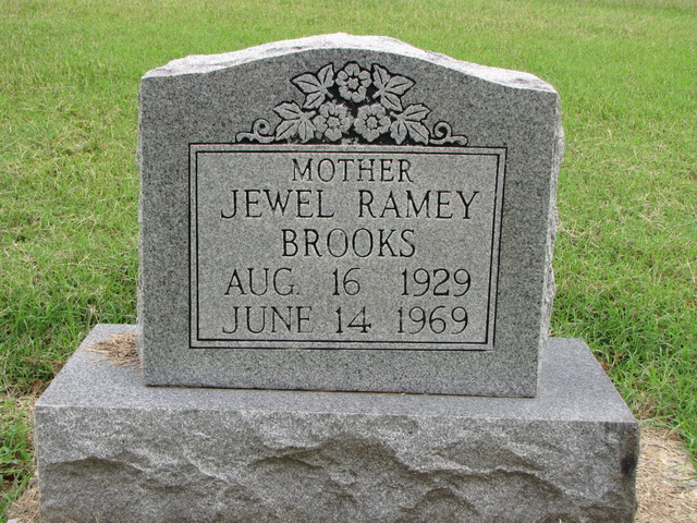 Jewel <i>Ramey</i> Brooks