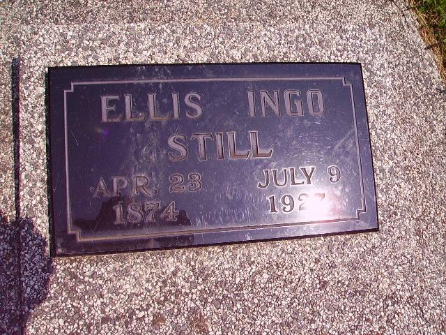 Ellis Ingo Still