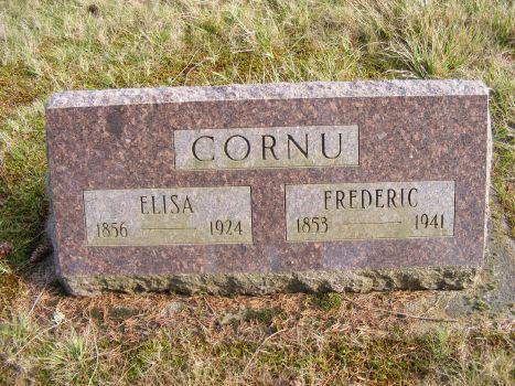 Frederic Cornu