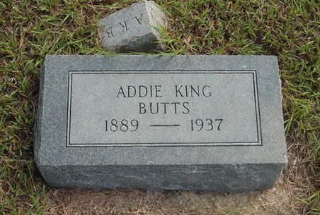 Addie King Butts