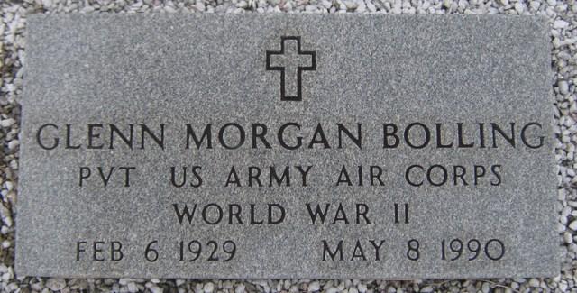 Glenn Morgan Bolling