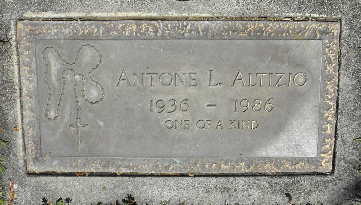 Antone L. Altizio
