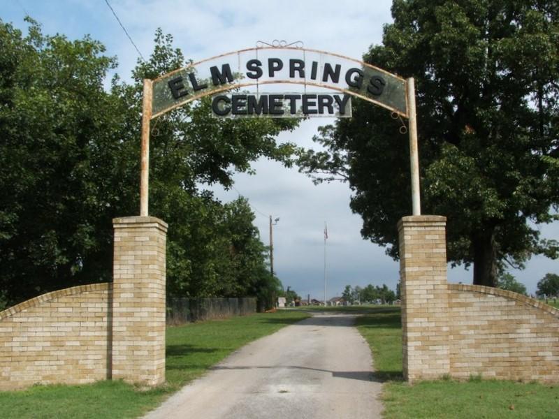 Elm Springs Cemetery
