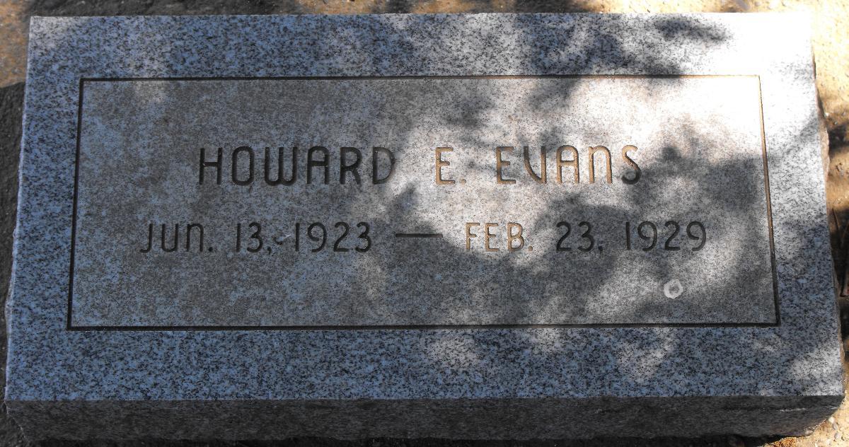 Howard E. Evans