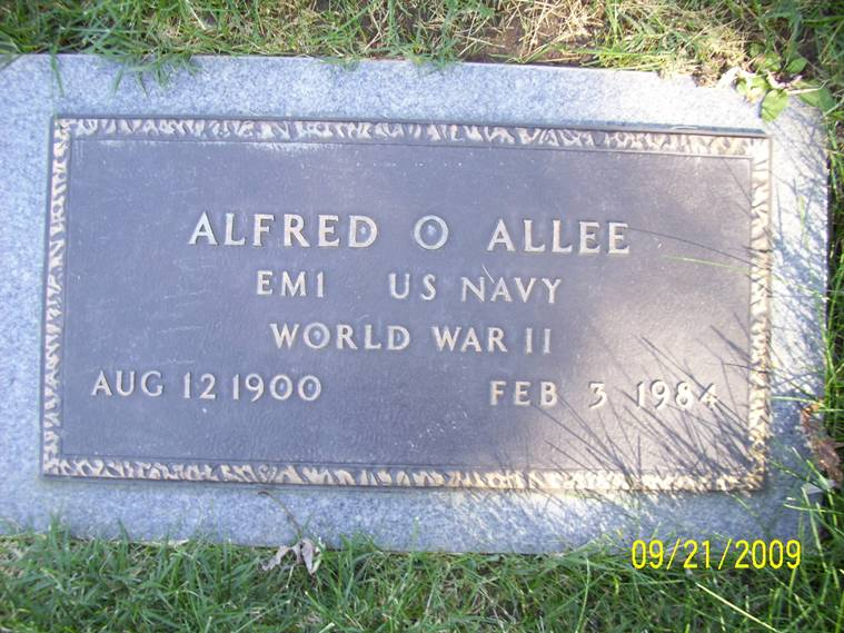 Alfred O. Allee