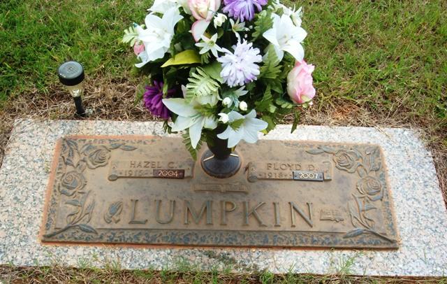 Hazel <i>Chapman</i> Lumpkin