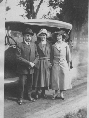 Pansy Isabel <i>Weir</i> Albright